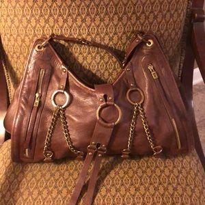 Handbags - Super cool Senes leather bag